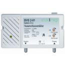 Axing BVS 2-01 BK Hausanschlussverstärker 25db...
