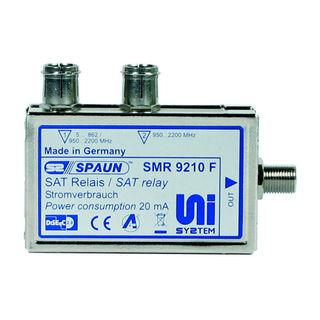 Spaun SMR 9210 F - UniSystem Multischalter Relais