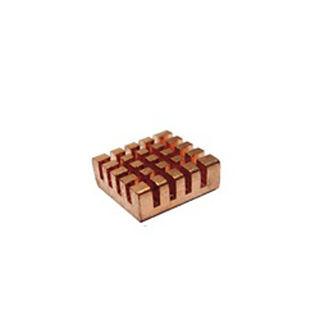 Cooltek BGA Ram Cooler Kupfer - ideal auch für Raspberry Pi
