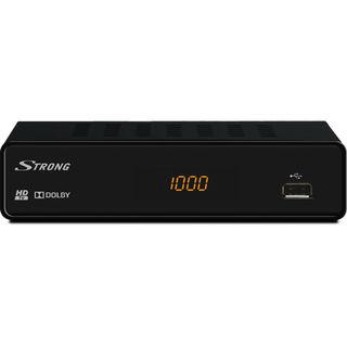 Strong SRT 3000 C HDTV Kabelreceiver für Kabelfernsehen | SCART & HDMI