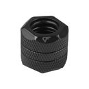Nanoxia CoolForce Hard Tube Adapter 12mm auf 12mm...