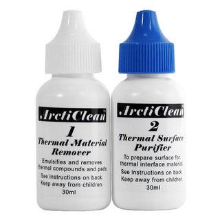 Arctic Silver ArctiClean Reinigungsset zum Entfernen von Wärmeleitpaste