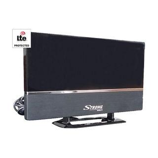 Strong SRT ANT 30 DVB-T2 aktive Zimmerantenne | 20dB Verstärkung | LTE Filter
