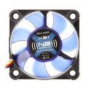 Noiseblocker BlackSilent Fan XS1 - 50mm | 10mm Tiefe | 11,5m³/h | 16,3dB(A)