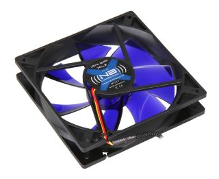 Noiseblocker BlackSilent Fan XL2 - 120mm   1500rpm   98m³/h   21dB(A)