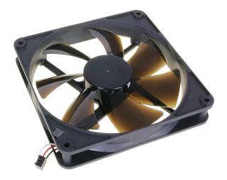 Noiseblocker BlackSilent Pro Fan PK2 - 140mm | 1200rpm | 93m³/h | 20dB(A)