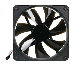 Noiseblocker BlackSilent Pro Fan PK2 - 140mm | 1200rpm | 93m³/h | 20dB(A)