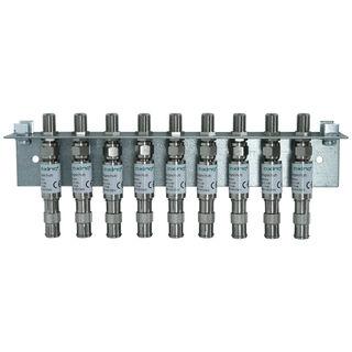 Axing QEW 9-10 Überspannungsschutzwinkel für SAT Anlagen | 9 Leitungen