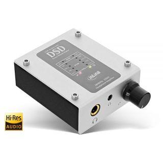 InLine AmpUSB HiRes Audio HiFi DSD Kopfhörerverstärker   USB Audio Konverter