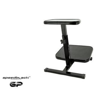 SpeedBlack GP Lenkradtisch schwarz