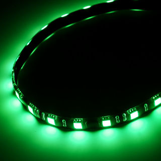 BitFenix Alchemy 2.0 Magnetic LED Strip 30cm | grün