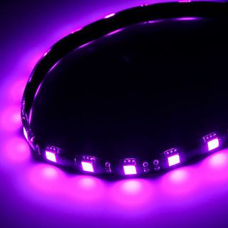 BitFenix Alchemy 2.0 Magnetic LED Strip 30cm | violett