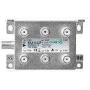 Axing BAB 6-02P Kabelfernsehen Abzweiger Terminaldesign...