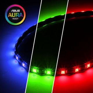 BitFenix Alchemy 3.0 Addressable Magnetic RGB LED Strip 60cm Command Kit
