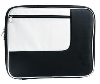 """Zignum Notebook Sleeve / Tasche 38,1cm (15"""") schwarz-weiß"""