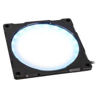 Phanteks Halos Lux 140mm RGB LED Alu Rahmen für 140mm Gehäuselüfter schwarz