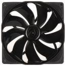 Noiseblocker NB-eLoop Fan B14-PS Black Edition 140mm PWM...