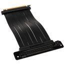 Phanteks PCIe x16 Riser Flachbandkabel | 90 Grad gewinkelt 22cm B-Ware