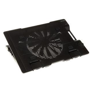 Zalman NS2000 Notebook Kühler schwarz | 200mm Lüfter | 3 USB Ports