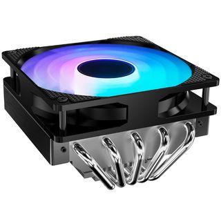 Jonsbo CR-701 Prozessorkühler | 120mm RGB Lüfter | 130 Watt TDP | AMD & Intel