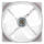 Noiseblocker NB-eLoop X B12X-P ARGB 120mm PWM Gehäuselüfter weiß   132,4m³/h