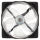 Noiseblocker NB-eLoop X B12X-P ARGB 120mm PWM Gehäuselüfter schwarz | 132,4m³/h