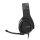 Millenium MH2 Gaming-Headset | halboffen | 4pol. & 2x 3pol. Stecker schwarz