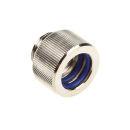EK Water Blocks EK-HD fitting G1/4 Zoll AG auf 12/10mm Hardtube - nickel silver