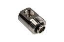 EK Water Blocks EK-Torque adaptor 90 Grad G1/4 Zoll OT to G1/4 Zoll IG - rotatable, nickel silver