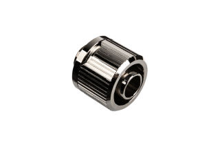 EK Water Blocks EK-Torque STC-16/10 straight fitting G1/4 Zoll OT to 16/10mm - silver