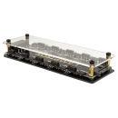 Lamptron SP901-ARGB 9x PWM Lüfter & 9x RGB/ARGB Hub   schwarz