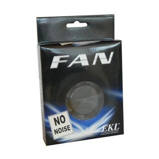 EKL No Noise Fan 120mm Gehäuselüfter | 3Pin Molex | 1300rpm | 74,9 m³/h