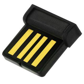 BeeWi BBA200 Bluetooth Nano USB Adapter Class 2 schwarz