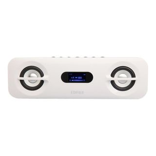 Edifier MP15 Candy Plus Sound System weiss | AUX | FM-Tuner | SD Kartenslot